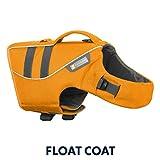 Ruffwear Schwimmweste für Hunde, Große Hunderassen, Größenverstellbar, Größe: L, Orange, Float...