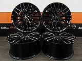4 Alufelgen BORBET BS5 18 Zoll passend für C CLA CLC CLK E GLA GLC GLK S SLK AMG Vito NEU