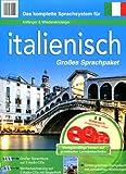 Großes Sprachpaket Italienisch für Anfänger & Wiedereinsteiger
