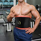 Ksruee Intelligente EMS Bauchtraining, Wireless EMS Muskeltrainings Gürtel, Bauchmuskel-Gürtel,...