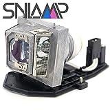 SNLAMP BL-FU190A ErsatzProjektorlampe Beamerlampe 190W Glühlampe mit Gehäuse für OPTOMA TW556-3D...