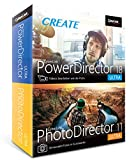 CyberLink PowerDirector 18 Ultra & PhotoDirector 11 Ultra Duo (64-Bit)