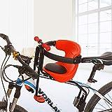 Teakpeak Kindersitz, Fahrradsitz Vorne für Kinder Kindersitz Vorne für Fahrrad für Mountainbike,...