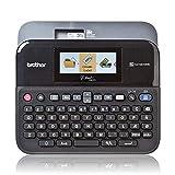 Brother PT-D600VP Professionelles Beschriftungsgerät für das Büro (für 3,5 bis 24 mm breite...