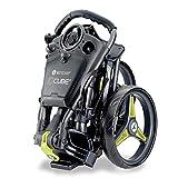 Motocaddy 2020 Cube Compact Folding Ergonomic Handle Push Golf Trolley, Lime, Einheitsgröße
