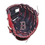 Wilson Baseballhandschuh A200 MLB BOS, Größe: 10 Zoll, Für alle Positionen, Boston Red...