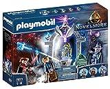 PLAYMOBIL Novelmore 70223 Tempel der Zeit mit Lichteffekten, Für Kinder von 5-10 Jahren