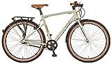 Prophete Herren URBANICER 20.BMU.10 Urban Bike 28' Fahrrad, Sand, RH 55
