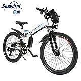 Speedrid Elektrofahrrad E Bike 20/26/27.5 Zoll Reifen Elektrisches Fahrrad mit 36V 8Ah/12.5Ah...