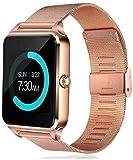 Stylische Digital Anzeige Bluetooth Call Smart Armband Smart Watch Running GPS Gerät