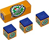 Kreide Longoni Professional - die absolute Profi Billard (Kleine Box)