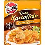 Pfanni Kartoffelfertiggericht Bratkartoffeln 'Die Herzhaften' für eine schnelle Zubereitung 100% deutsche Kartoffeln 400 g