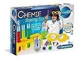 Clementoni 69175 Galileo Science Chemie Starter-Set, farbenfroher Experimentierkasten mit...