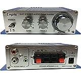 Earlybird Savings 12V Audio Verstärker -Mini HiFi Auto Stereo Verstärker Mini Hallo-Fi Audio...