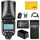 Godox V1-S TTL Kamera-Blitzkamera-Blitzgerät für die Kamera von Sony kompatibel