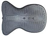 Shock Absorbing Anti-Slip & Air-Release Gelpad Therapeutic in schwarz extra dünn von Acavallo...
