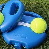 FANXQ Tennis Trainer Professional Training Hauptwerkzeug Übung Tennisball Selbststudien...