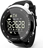 Smart Watch Sport wasserdichte Schrittzähler Nachricht Erinnerung Bluetooth Outdoor-Schwimmen...
