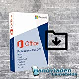MS Office 2013 Professional Plus Lizenz-Key 32 / 64 Bit Deutsche Vollversion von...