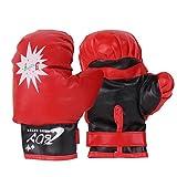 bulrusely Boxhandschuhe Kinder 3-16 Jahre Punchinghandschuhe Trainingshandschuhe Für Training...
