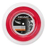 HEAD Unisex-Erwachsene Lynx Rolle Tennis-Saite, red, 17
