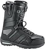 Nitro Snowboards Herren Vagabond TLS'18 Snowboard Boot, Black, 26,5