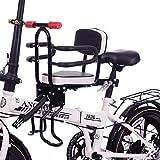 Fahrradsitz Vorne für Kinder, Teakpeak Schnelle Demontage Kindersitz Vorne für Fahrrad mit...