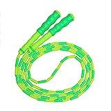 Springseil,weiches Perlen-Springseil,Fitness Springseil für Kinder,Männer und Frauen,verstellbares...