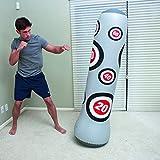GAOHONGMEI Fitness-Sandsack, 1,6 m hoch, für Erwachsene und Kinder, Luftschlitz-Spielzeug,...