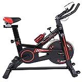 Candicely Spinning Bike Stummtrainer Fahrradcomputer und elliptische Fortgeschrittene mit...