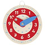 Goki Lernuhr Learn to Tell The Time