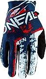 O'NEAL Oneal 0366-418 Protektoren, Unisex, Blau/Rot, M