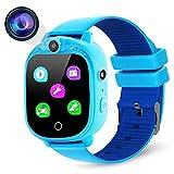 Prograce Kids Smartwatch Digitalkamera Uhr mit Spielen, Musik-Player, Schrittzähler,...