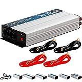 VOLTRONIC® MODIFIZIERTER Sinus Spannungswandler 2000W mit E-Kennzeichen, 12V auf 230V, 3 Jahre...