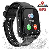 GPS Smartwatch Kinder Armband Wasserdicht - GPS Uhr Kinder Smart Watch Kleine Geschenke für...