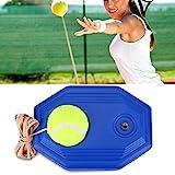 Haofy Tennis-Trainer Tennis Baseboard mit Einem Seil und 1 Trainingsball, Tennis Rebound Player für...