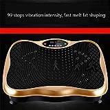 Magic Ape 3D-Vibrationsplattform Ganzkörpertrainings-Shaker Fitness Bodybuilding Reduzieren Fett 99...