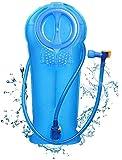 Unigear Trinkblase, 2L, 2,5L, 3L Hydration Blase staubdichte und antimikrobielle Hydration Bladder...