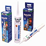 JBL JBL AquaSil 6139000, Spezialsilikon, 80 ml, Schwarz
