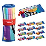 "Premium-Filzstift - STABILO Pen 68 ""Individual Just like you Edition"" – 25er Rollerset – 25..."