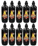 Moritz 10 Liter Lampenöl für Öllampen Bambusfackeln Gartenfackel und Wandfackeln