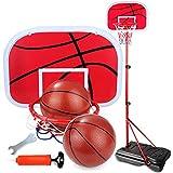 Chunlan Durable Einstellbare Innenmini Basketball Fun Spiel, Kinder und Kinder-Trainingsgeräte...
