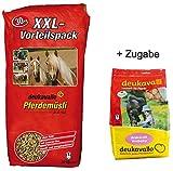 Deukavallo Pferdemüsli XXL + Zugabe Himbeere