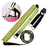 VINFUTUR Beinspreizer Dehnungsband Bein Stretchband Verstellbarer Beinstrecker Streching Yoga-Gurt...