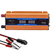 Auto Wechselrichter Steckdosen 600W - 2600W 12/24/48/60/72 V DC bis 220V Wechselrichter...