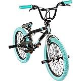 DETOX Rude 20 Zoll BMX Fahrrad Bike Freestyle Street Park Rad Modell 2019 Anfänger ab 140 cm 4 x...