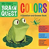 My First Brain Quest Colors: A Question-and-Answer Book (English Edition)
