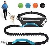 Pet Room Joggingleine Hunde für Laufen, Joggen, Wandern. Hunde Joggingleine mit bauchgurt. Jogging...