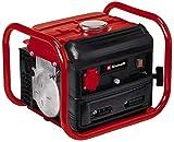 Einhell Stromerzeuger (Benzin) TC-PG 10/E5 (680 W, 2-Takt-Antriebsmotor, 230 V-Steckdose, Tragerahmen, stabile Standfüße, Überlastschalter, Seilzug zum Starten)