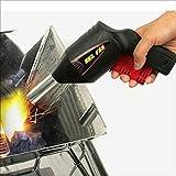 Huake Portable Campingausrüstung, externer Druck, Ventilator, Hand-Handballengrill, Blower